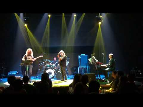 Guthrie Govan with Yiorgos Fakanas Group 24/1/2018 al Planet Live Club di Roma