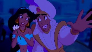 Peabo Bryson and Regina Belle - A Whole New World (Aladdin