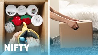 7 Tricks To Make Moving Easier