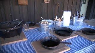 Wie Erstellen Sie einen Rustikalen Tisch | Zu Hause Mit P. Allen Smith
