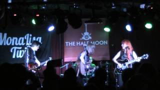 """Nothing Is In Vain"" ""One More Time"" ""Long Tall Sally"" MonaLisa Twins Half Moon Putney 22 Jan 2015"