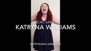 Katryna Williams Vocal Sample