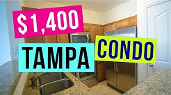 What $1,400 Rent Gets You in Tampa 🏡 New Apartment Tour! | JEN TALKS FOREVER