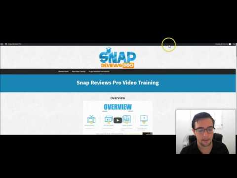Snap Reviews Pro Review – INSTANTLY Create Review Sites That Make JVZOO Commissions