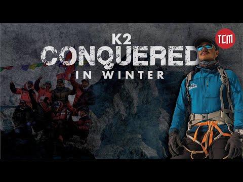 K2 Winter Summit: Meet the Climbers who Made History