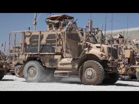 Convoy Escort Team Operations