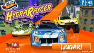 Juego de Autos 80: Hot Wheels HydraRaycer
