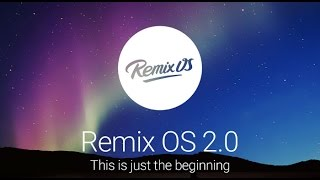 Обзор Remix OS. Нужен ли Android на ПК?