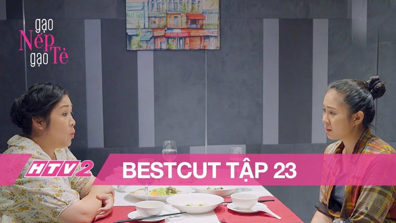 (Bestcut) GẠO NẾP GẠO TẺ - Tập 23 | Khóc hết nước mắt, Hương giãi bày nỗi lòng với mẹ - 20H, 26/06