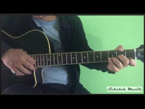 Belajar Lagu Kereta Malam di Gitar