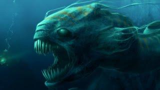 Ученые остолбенели обнаружив этих монстров в Черном море(Это существо носит имя «Карадагский гад». Легенды о нем идут со времен Геродота. До сих пор происходят необъ..., 2016-07-13T10:09:50.000Z)