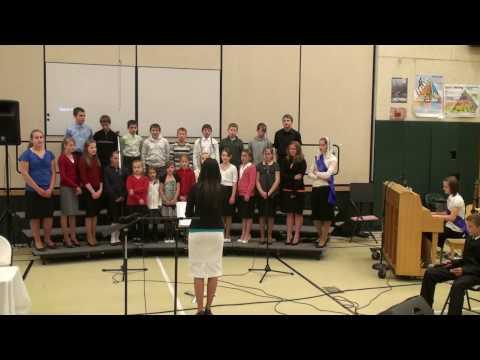 Luda P. Choir 1.