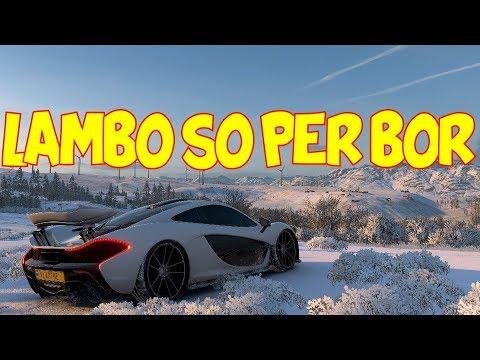 Shkum me Lambo n'Brezovic!  Forza Horizon 4  thumbnail