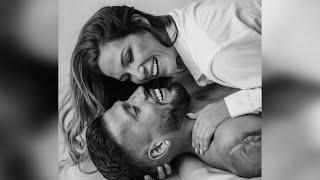 Tamara Gorro 'se rinde' a Ezequiel Garay en su 35 cumpleaños