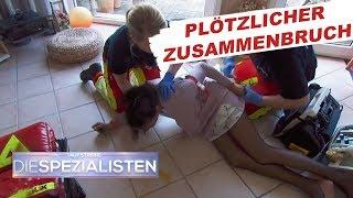 Unerklärliche Kettenreaktion nach dem Kochen   Auf Streife - Die Spezialisten   SAT.1 TV