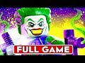 LEGO DC SUPER VILLAINS Gameplay Walkthrough Part 1 FULL GAME [1080p HD PS4 PRO] - No Commentary