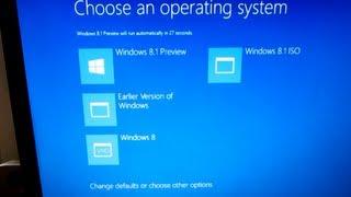 Free Download, Install, Windows 8.1/10 (No USB, No DVD )