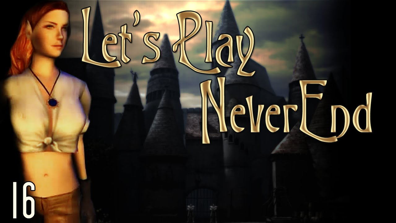 Let S Play Neverend Episode 16 Busty Redhead Elf In Leather Gives Head Youtube
