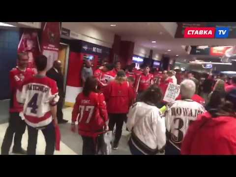 Движуха на стадионе 'Вашингтона' - крутая игра против 'Вегаса', Кузнецов рулит