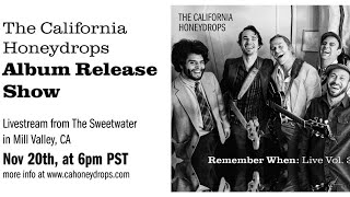 The California Honeydrops - Live from Sweetwater Music Hall