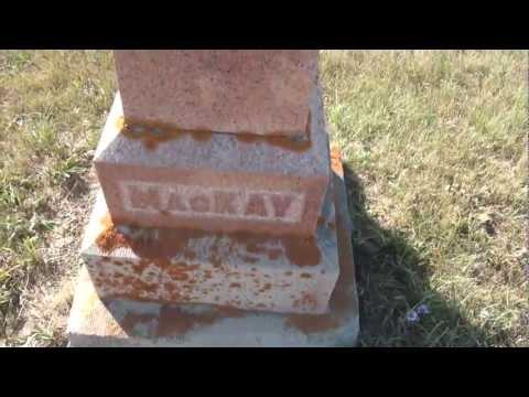 Saskatchewan Graveyard Cemetery Video #31 Aberdeen Cemetery Part 1
