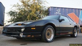 Купити 1988 Файерберд Транс Ам ДТА 5.7 350 поні м'язи автомобіль для продажу
