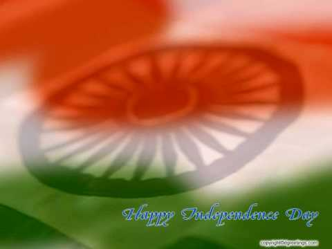 Indian independence day song lyrics