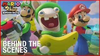Mario + Rabbids Kingdom Battle: Creating Chaos In Mushroom Kingdom | BTS | Ubisoft [US]