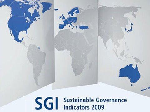 SGI Konferenz - Dr. Stefan Empter und Dr. Jacques Santer