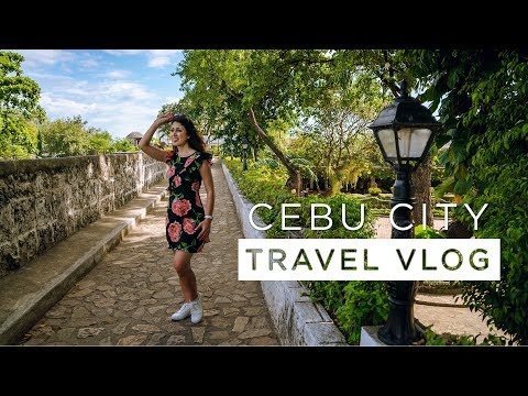 What's Cebu City REALLY like? - Philippines Vlog (Episode 1)