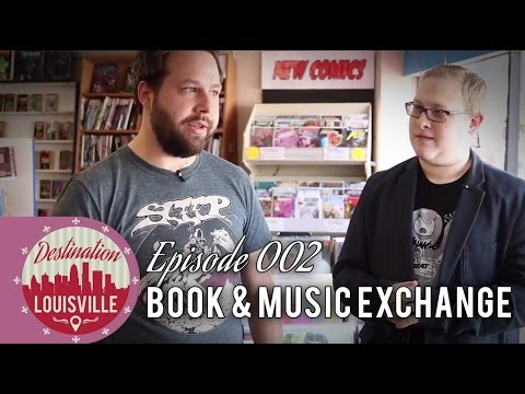 Book & Music Exchange - Bardstown Rd. | Destination Louisville | The DNN