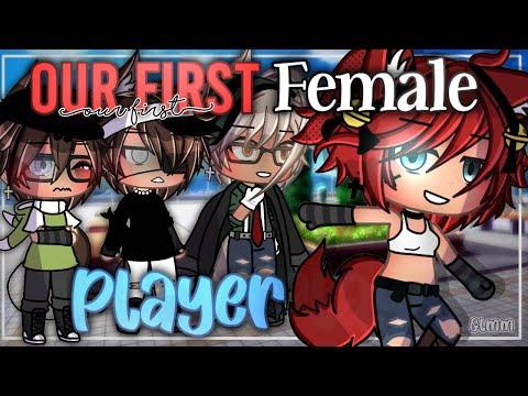 Our First Female Player || GLMM || Gacha Life Mini Movie || Gacha Life || Original? ||