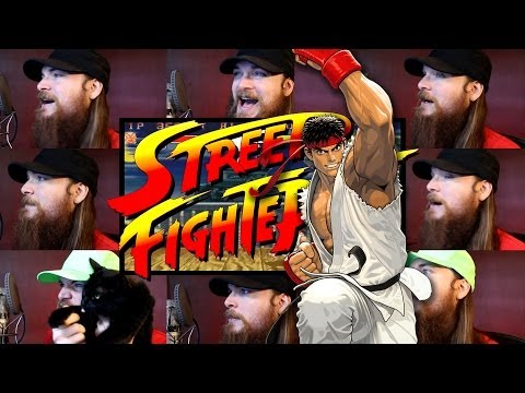 Street Fighter 2 - Ryu's Theme Acapella