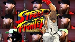 Repeat youtube video Street Fighter 2 - Ryu's Theme Acapella
