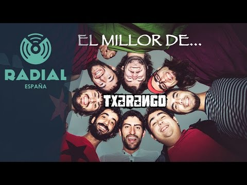 Txarango - Som Riu/Benvinguts Al Llarg Viatge (Audio Oficial)
