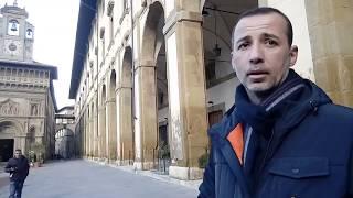 Nuova vita per le Logge Vasari: 340mila euro per il restauro delle colonne