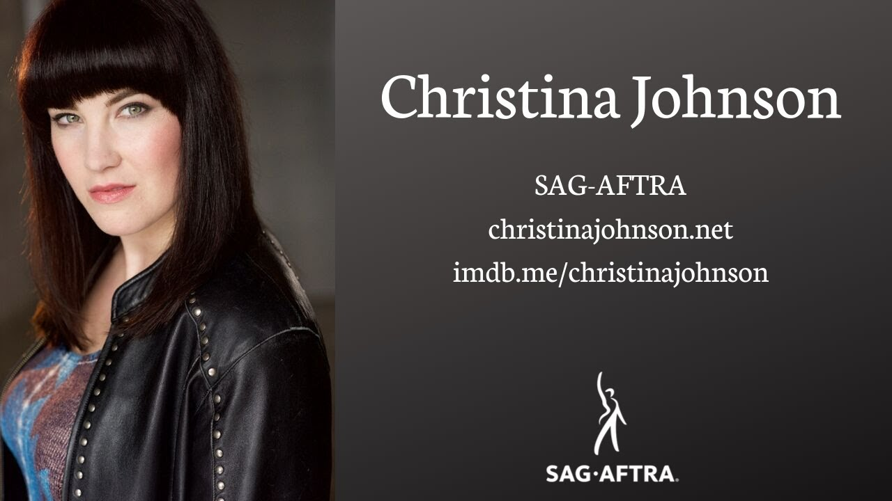 Christina Johnson Acting Reel