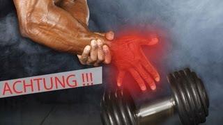 Verletzungen beim Training vermeiden 5 Tipps die helfen!