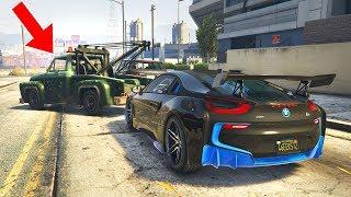 OMG mein Auto wird abgeschleppt! - GTA 5 Real Life Mod