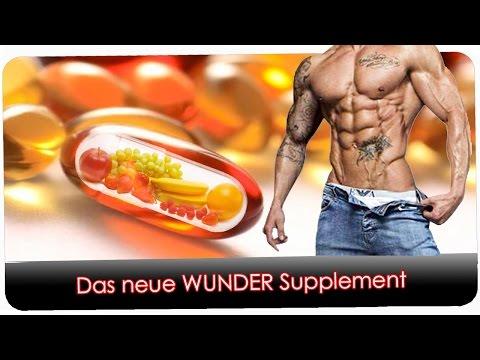 Das Wunder Supplement | 2x schneller Muskeln Aufbauen?!?