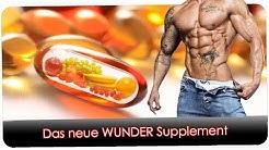 Das Wunder Supplement   2x schneller Muskeln Aufbauen?!?