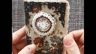 Скетчбук для художника своими руками