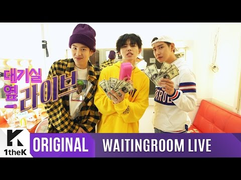 WAITINGROOM LIVE: Block B BASTARZ(블락비 바스타즈)_So Hot! Hot and Intense, Live  'Make It Rain'