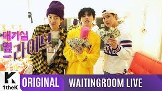 WAITINGROOM LIVE: Block B BASTARZ(블락비 바스타즈)_So Hot! Hot and …