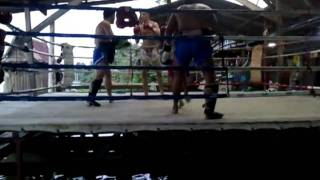 Training @ Por Pramuk Gym 12 2010