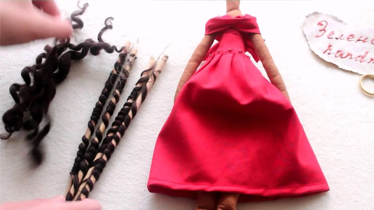 Кукла Тильда. Шьем вместе. Мини-мастер класс - YouTube