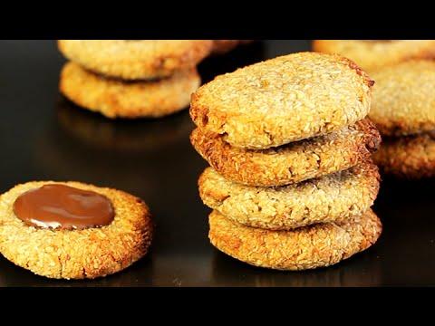 cookies-mit-nur-2-zutaten-|-paleo,-vegan,-glutenfrei