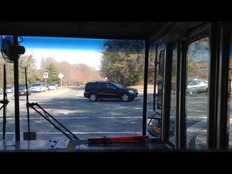 Fairfax County Public Schools 1996 AmTran IC #1424 (The Ride)