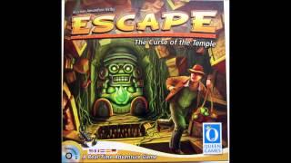 Escape The Curse of The Temple - Soundtrack 1