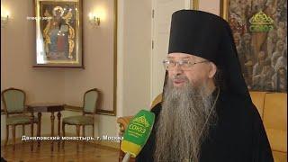 Союз онлайн. Прямое включение. Москва. 18 марта. Данилов монастырь в Москве